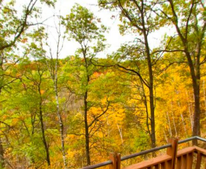 5. Wild River State Park.