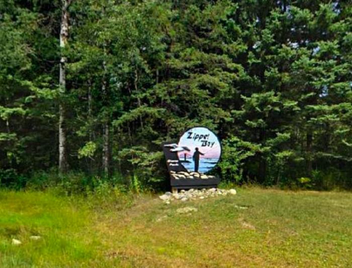 4. Zippel Bay State Park.
