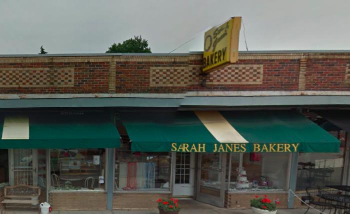 2. Sarah Jane's Bakery