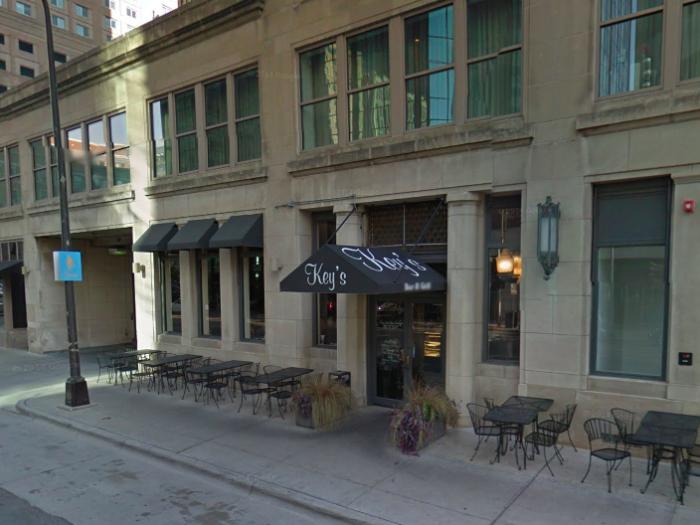 3. Keys Cafe & Bakery