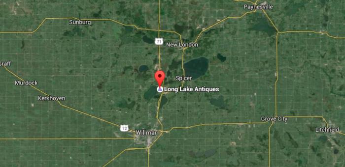 8. Long Lake Antiques