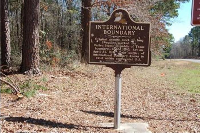 6. International border