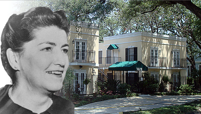 8. The murder of Dr. Mary S. Sherman