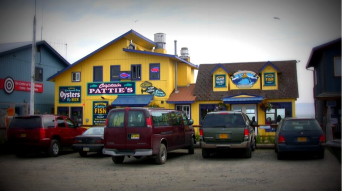 5) Captain Pattie's Fish House in Homer