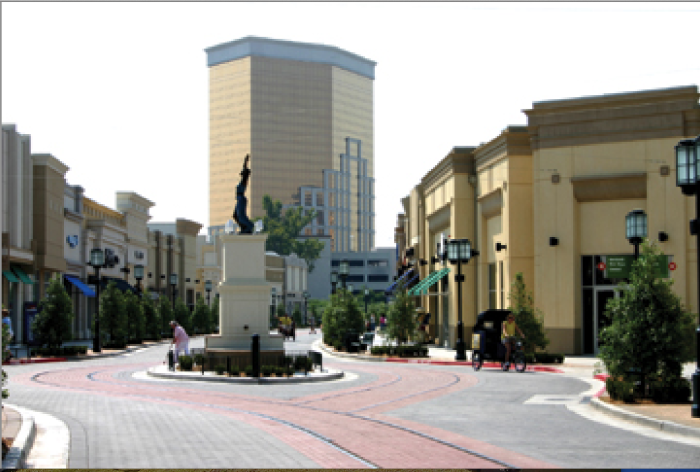 12. Bossier City