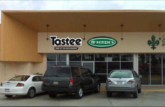 10. McKenzie's Tastee Restaurant, New Orleans, LA