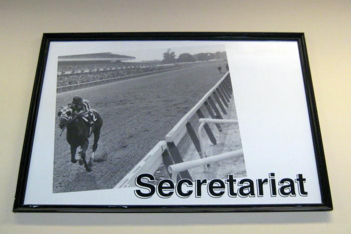 3. Secretariat