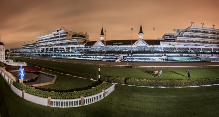 10. See the Kentucky Derby.