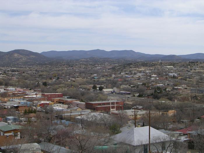 7. Silver City (10,285)