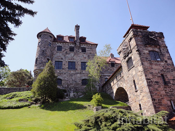 5. Singer Castle, Hammond