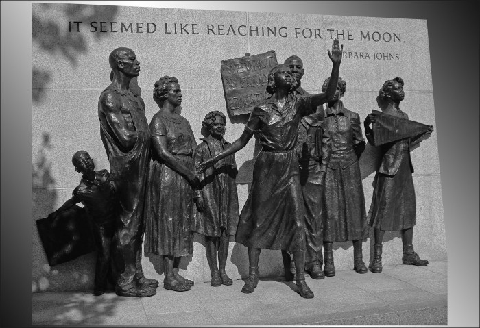 """7. And speaking of Civil Rights, Virginia introduced the """"sit-in"""" as a form of peaceful protest…which became a mainstay of the Civil Rights movement."""