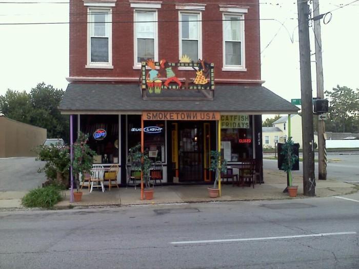 3.  Smoketown Barbecue at 1153 Logan Street in Louisville.