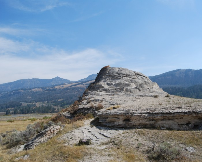 5. Soda Butte, Yellowstone National Park