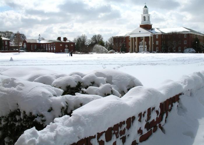 15. Southern Seminary
