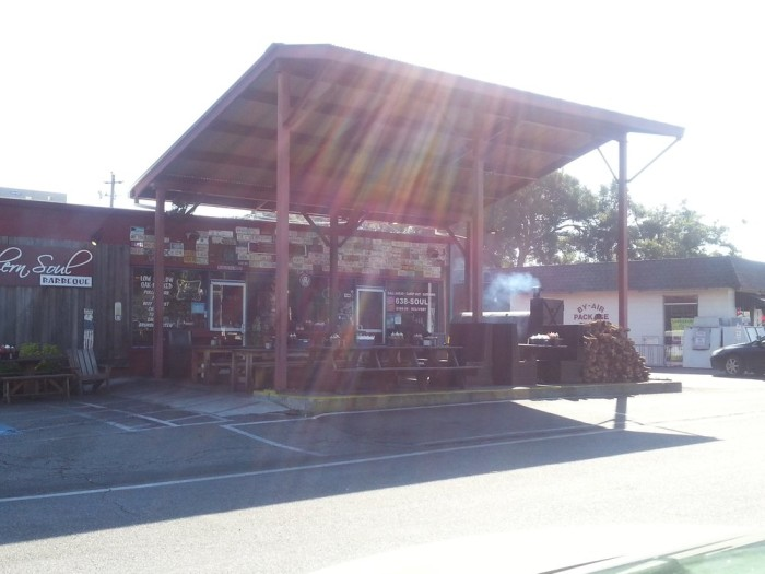 8. Southern Soul Barbeque, 2020 Demere Rd, Saint Simons Island, GA 31522