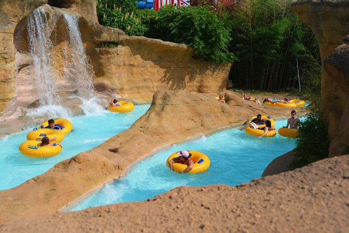 15. Spend a day at Kentucky Kingdom.
