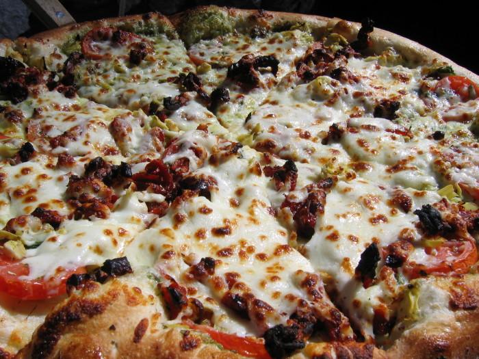 7.  Sink Pizza