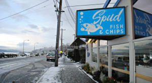 These 11 Restaurants Serve The Best Fish & Chips In Washington