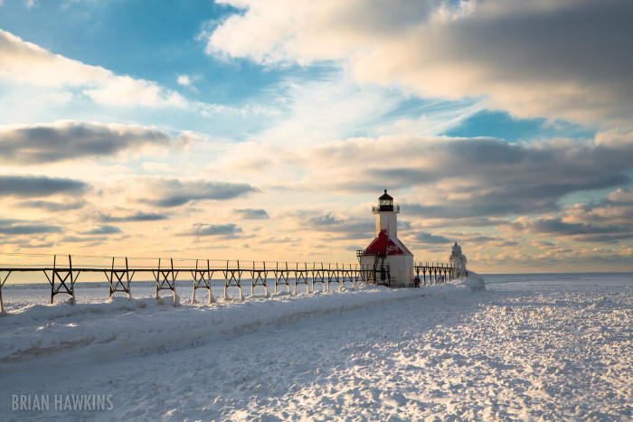 2) St. Joseph Lighthouse