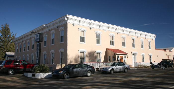 31. New Mexico: St. James Hotel