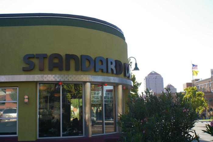 4. Standard Diner