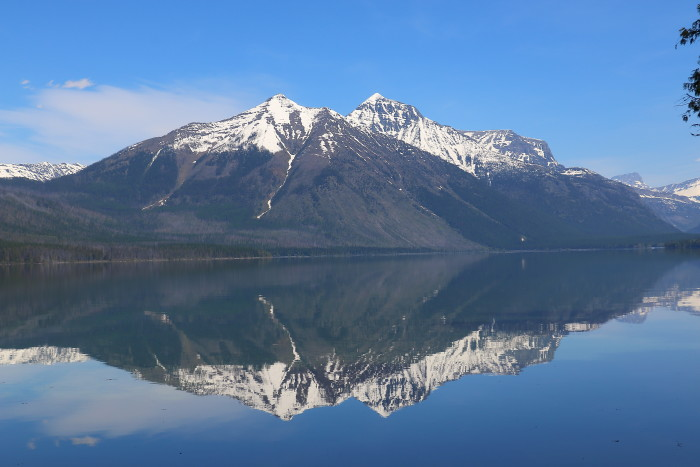 6. Glacier National Park is the crown jewel of the continent.