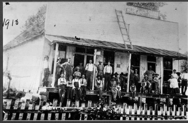 Story Inn History