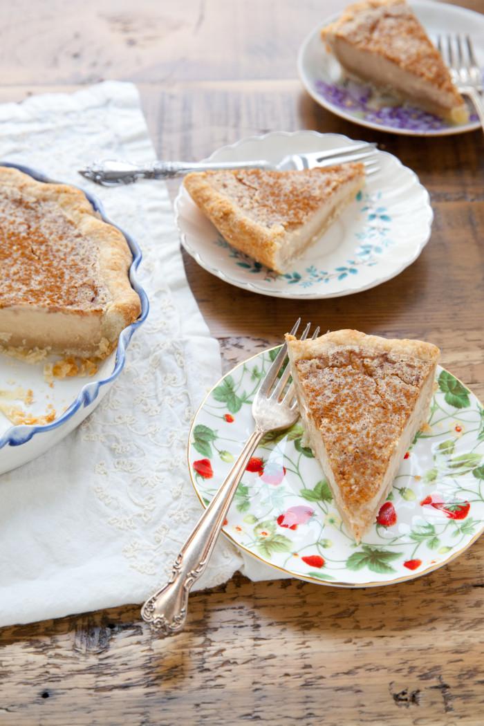 11. Sugar Cream Pie