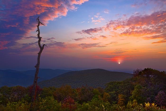 1. A beautiful sunrise…