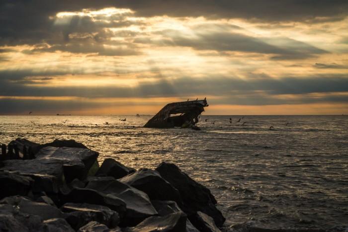 9. Sunset Beach, Cape May