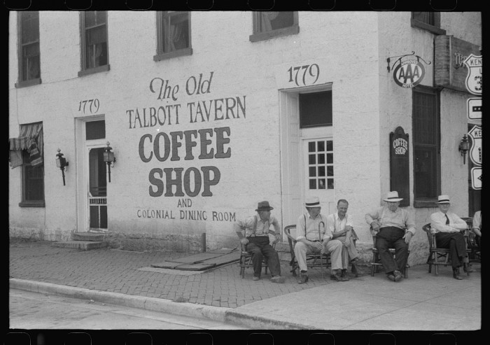 6. Talbott Tavern