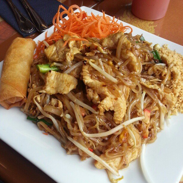 Thai Winchester food