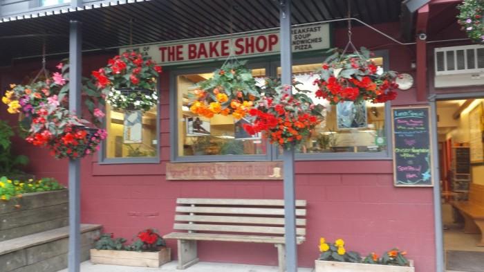 1) The Bake Shop in Girdwood