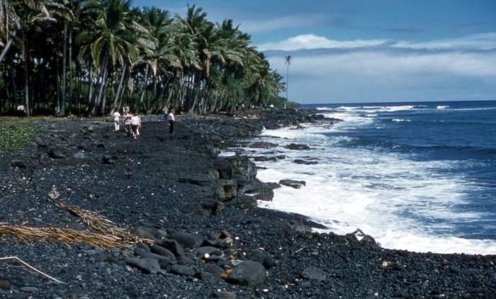 12) The Big Island's Punaluu Beach has always been absolutely stunning.