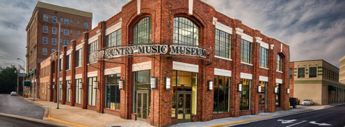 4. The Birthplace of Country Music Museum, Bristol