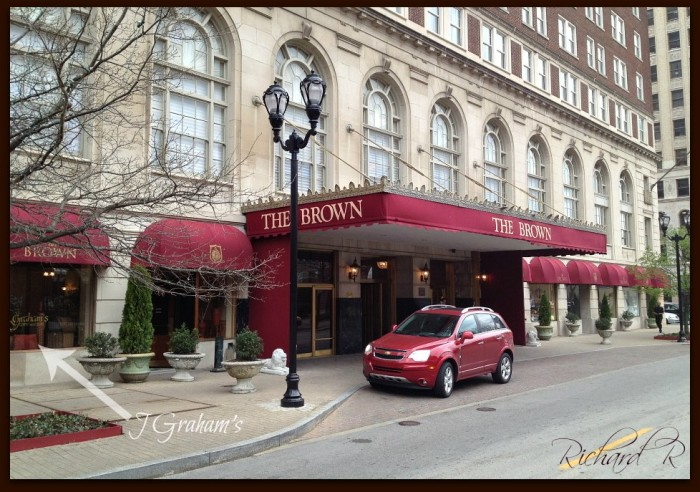 1. The Brown Hotel