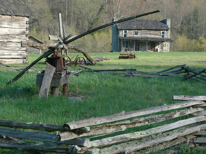 10. The Homeplace Mountain Farm and Museum, Gate City