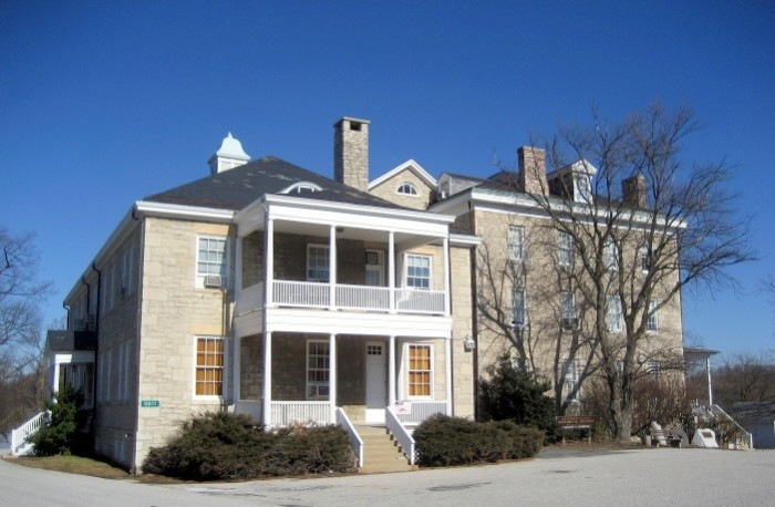 15) Baltimore County Almshouse, Cockeysville