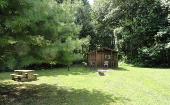 11. Timberlane Campground, Clarksboro