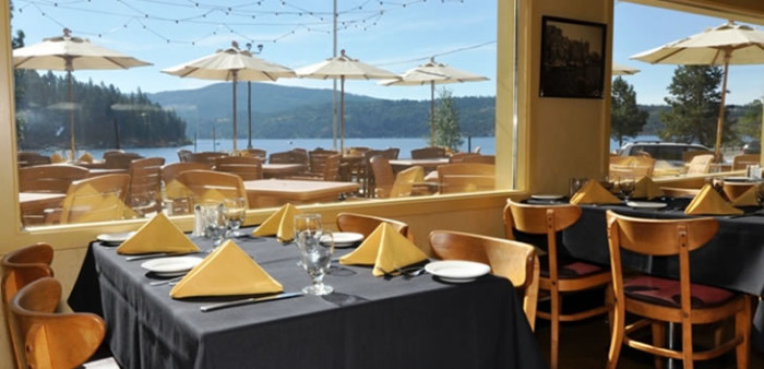 Best Gnocchi: Tony's on the Lake, Coeur d'Alene