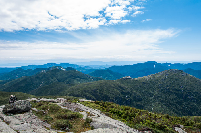 Mount Marcy's 360 degree views will have you completely breathless in the best way possible.