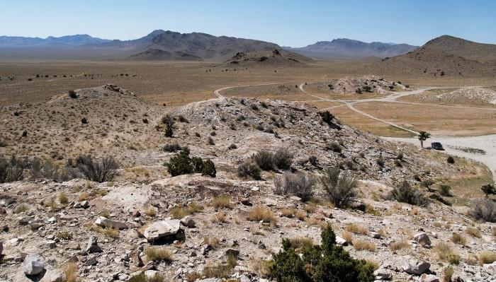 10. Topaz Mountain