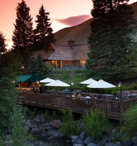 3. Trail Creek Cabin, Sun Valley