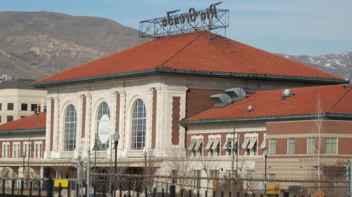 44. Utah: Rio Grande Depot, Salt Lake City