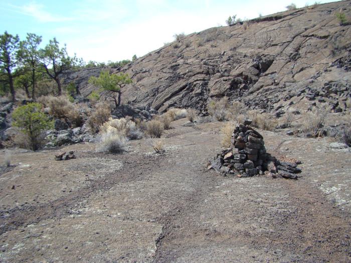 13. El Malpais National Monument, near Grants