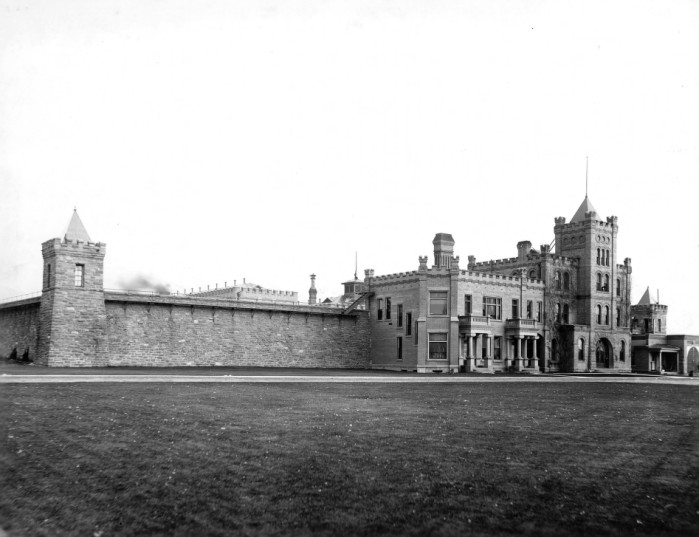 11. The Utah state prison was originally located in Sugar House.