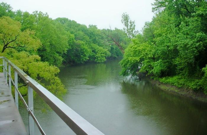 8. Verdigris River