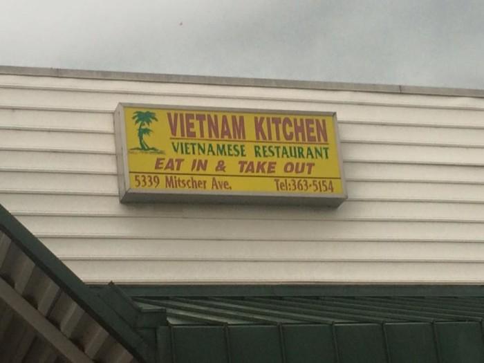 1. Vietnam Kitchen