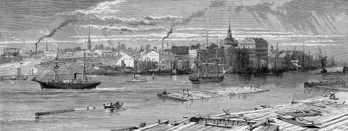 1. THEN: Port of Savannah