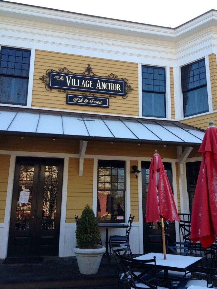 5.  Village Anchor and Pub Roost